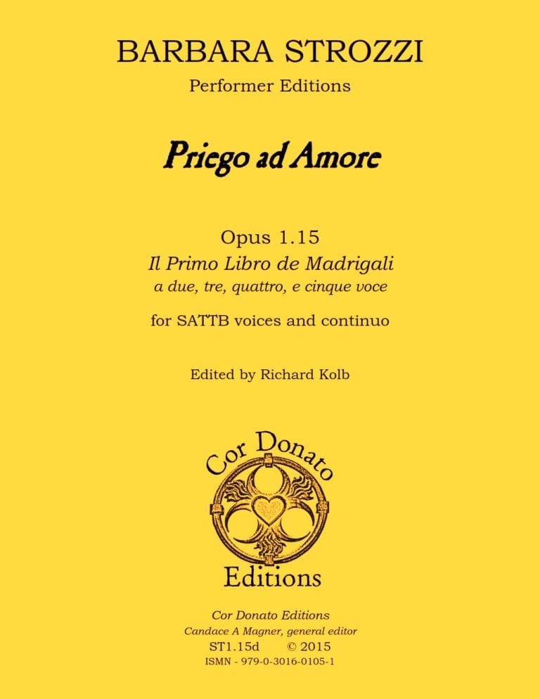Cover of Priego ad Amore