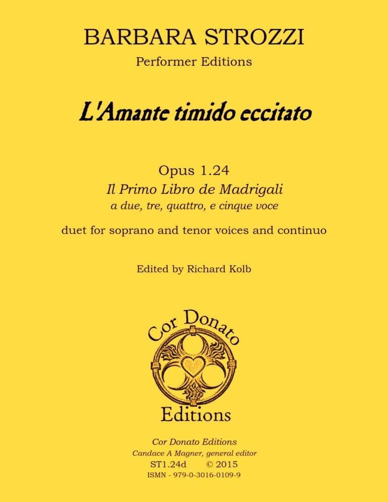 Cover of L'Amante Timido Eccitato