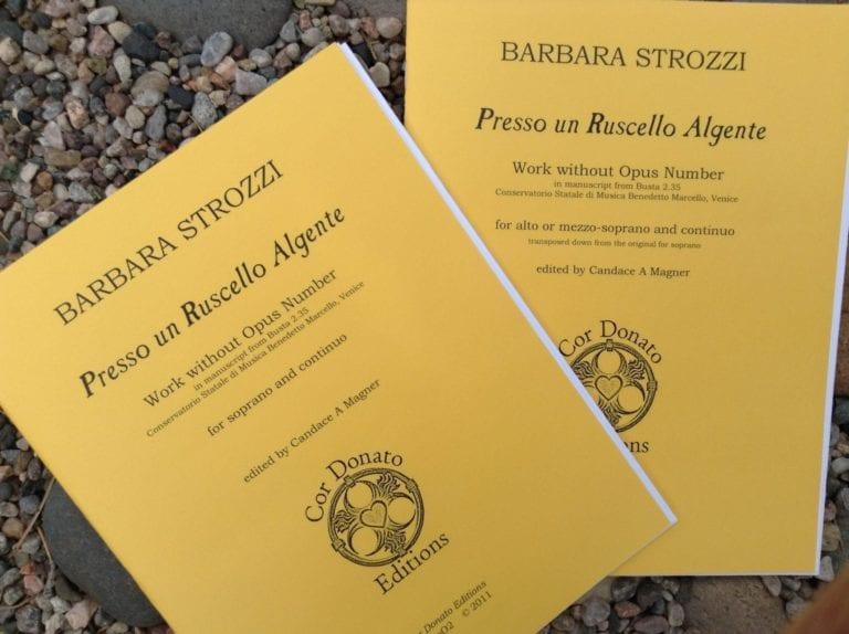 Cover of Presso un Ruscello Algente