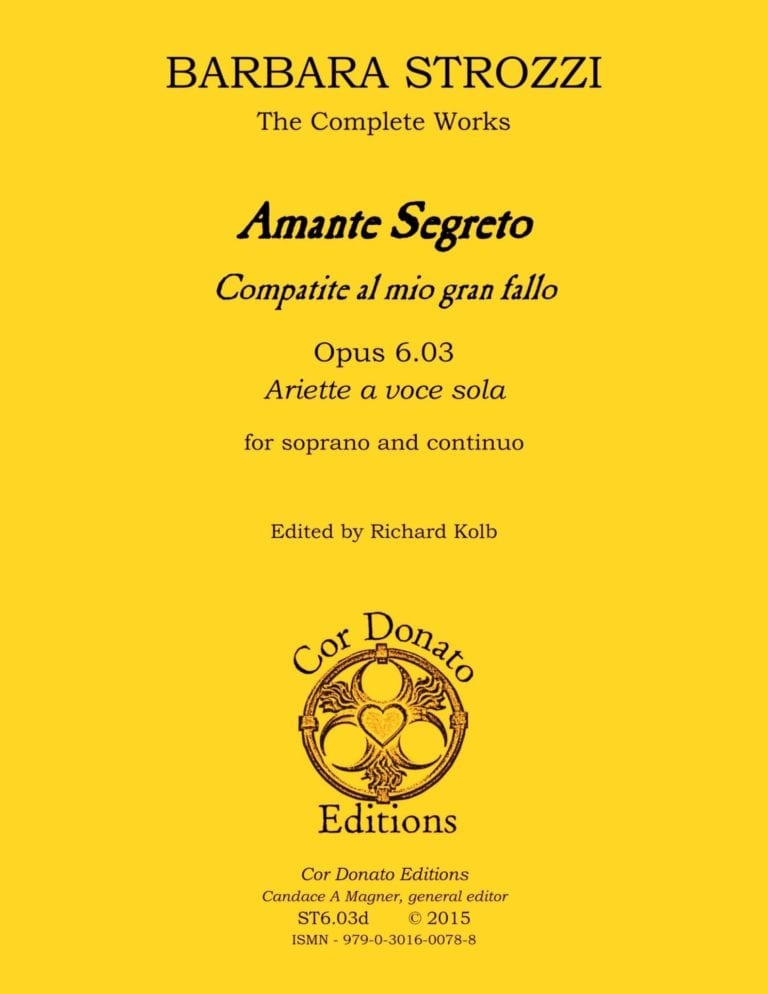Cover of Amante Segreto