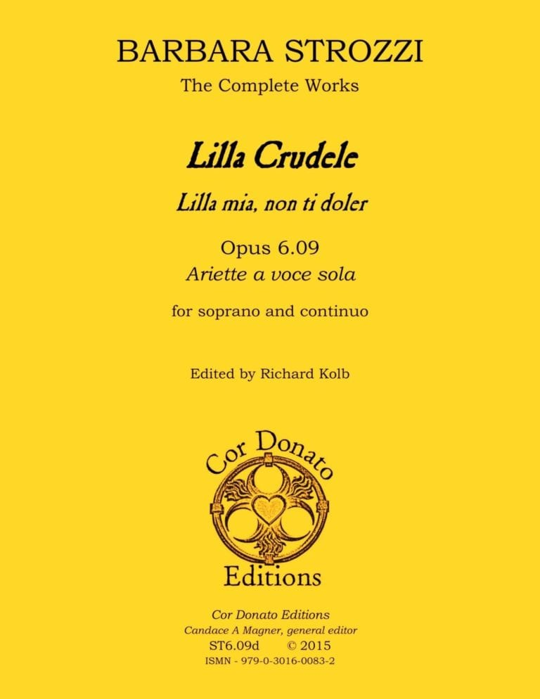 Cover of Lilla Crudele