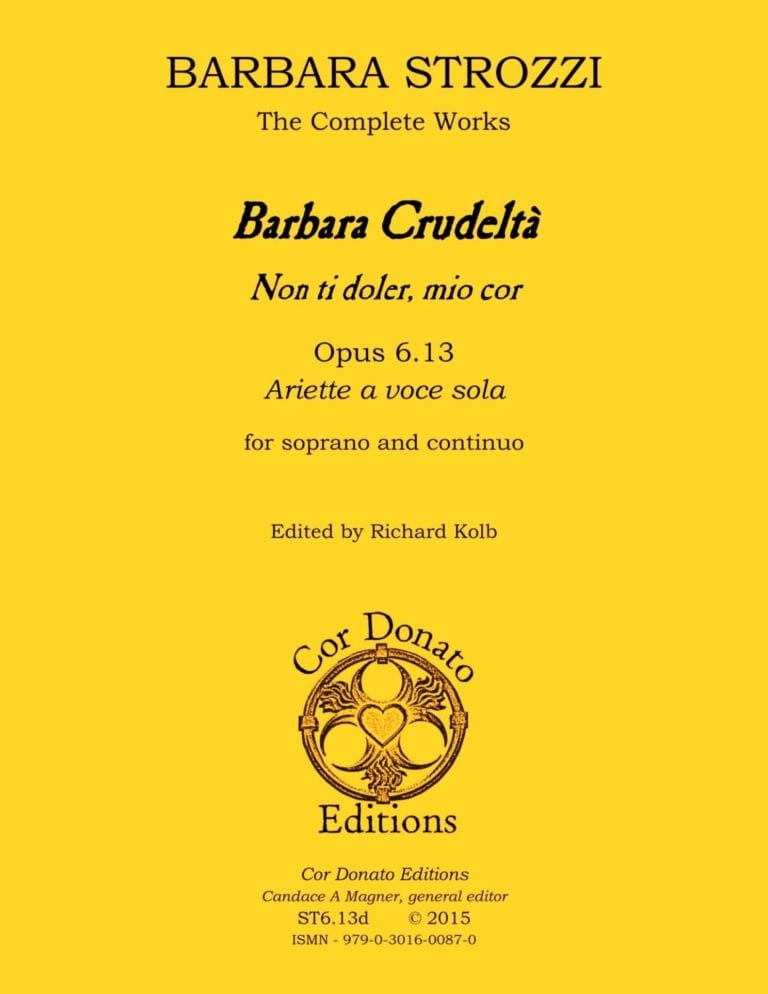 Cover of Barbara Crudeltà