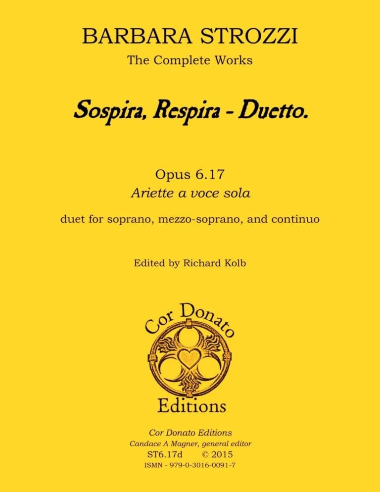 Cover of Sospira, Respira (Duetto)