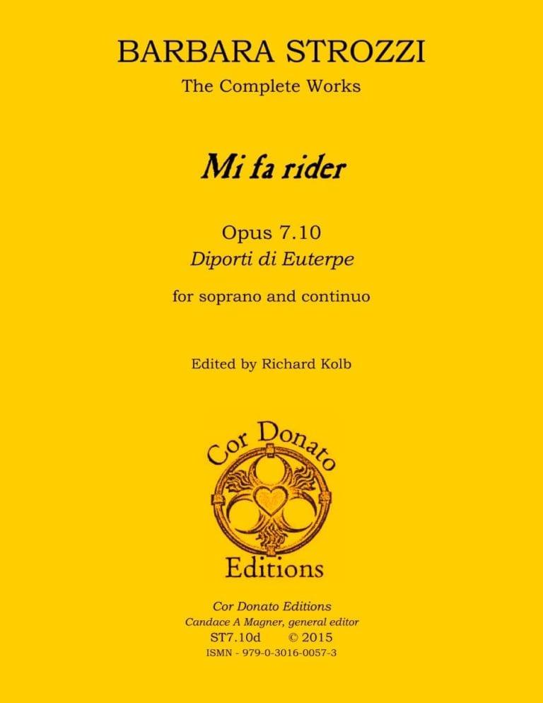 Cover of Mi fa rider