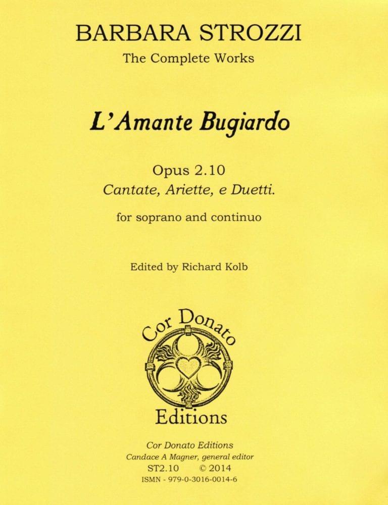 Cover of l'Amante Bugiardo