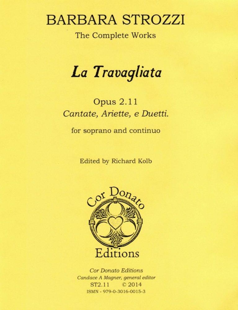 Cover of La Travagliata