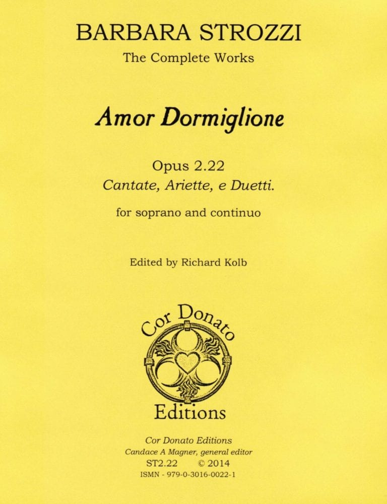 Cover of Amor Dormiglione