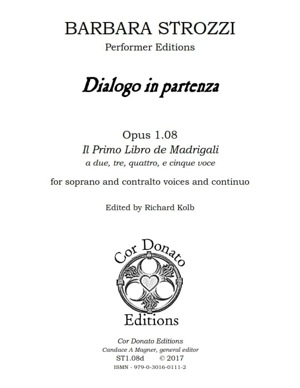 Cover of Dialogo In Partenza