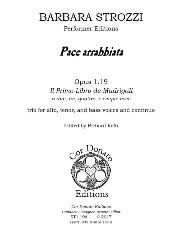 Cover of Pace Arrabbiata
