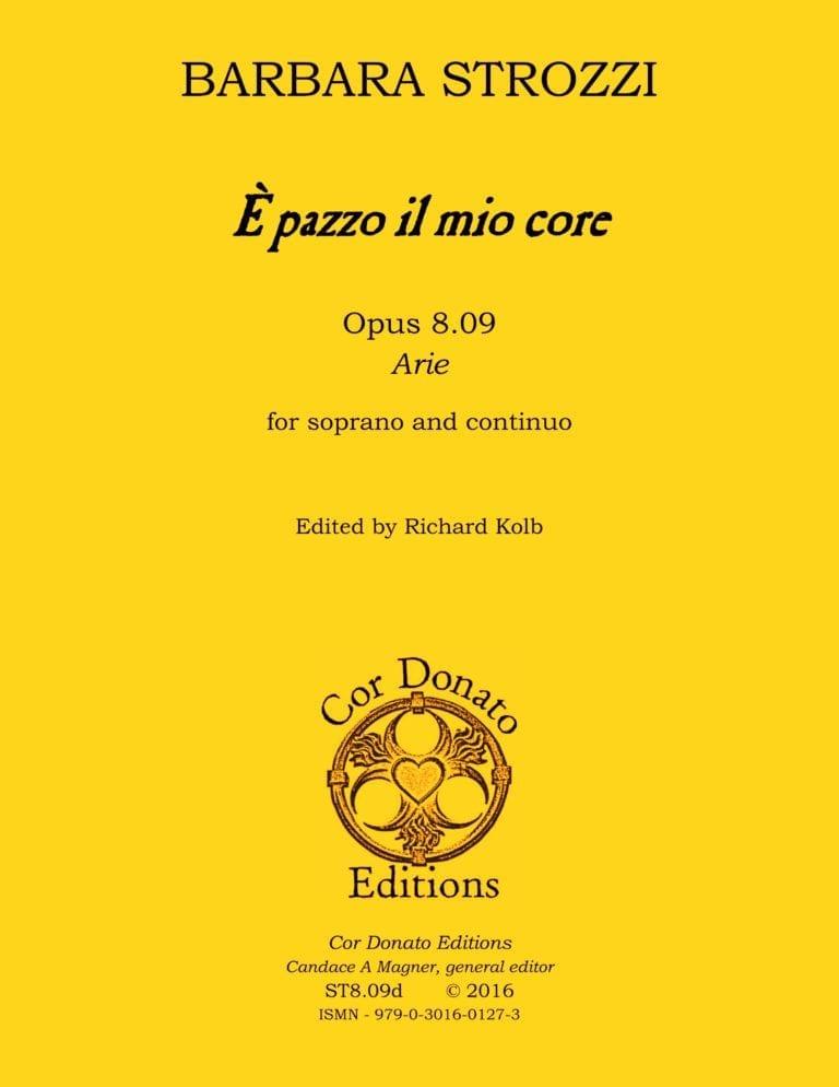 Cover of È pazzo il mio core