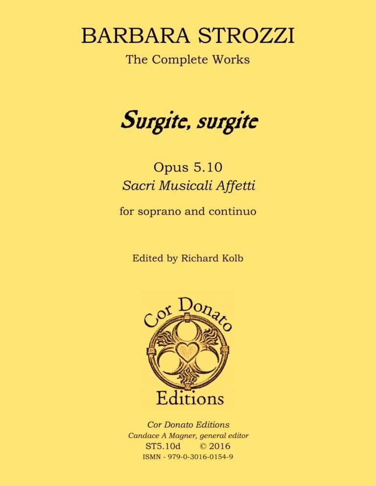 Cover of Surgite, Surgite