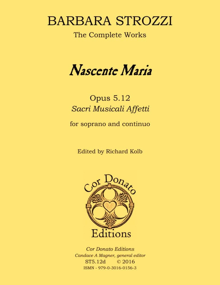 Cover of Nascente Maria