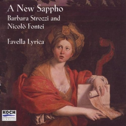 A New Sappho, album cover image